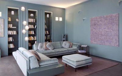 COLORI SARTORIALI: combinazioni perfette da replicare nella vostra casa.