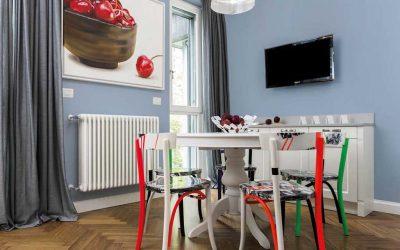 CONTRASTI DELICATI E DECISI: combinazioni perfette da replicare nella vostra casa.