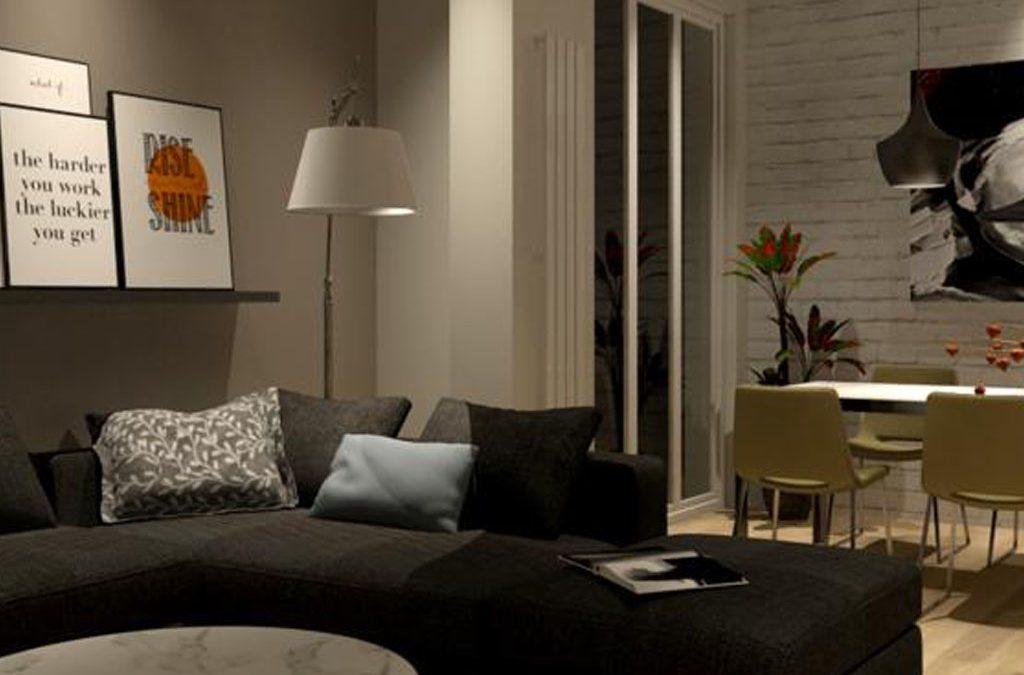 Dieci modi per cambiare volto a un appartamento: un nuovo stile dai colori tenui