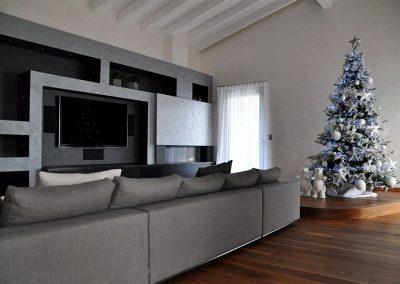Realizzazioni Imbianchino, Bergamo, tinteggiature living